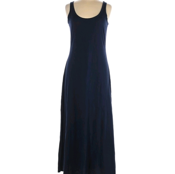 American Living Maxi Dress in Navy